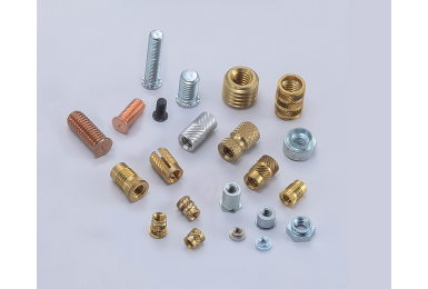 Brass Inserts & Self-Clinching Parts